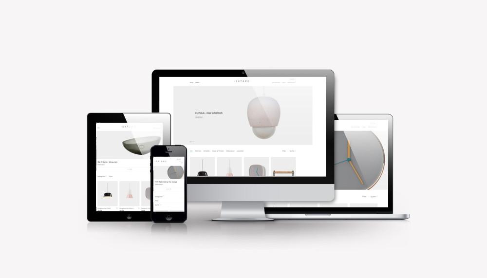 satamo.de - Online Store für Möbel und Accessoires